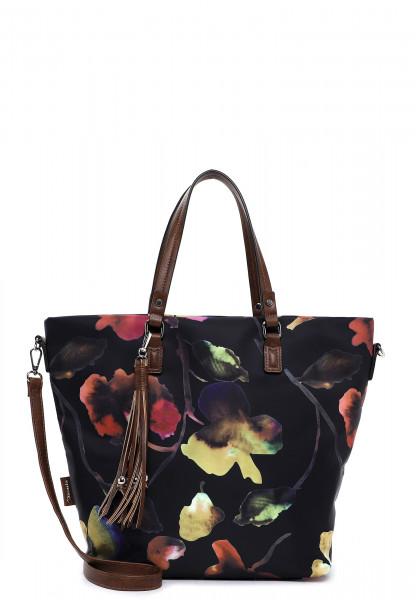 Tamaris Shopper Charlotte groß Schwarz 31065100 black 100