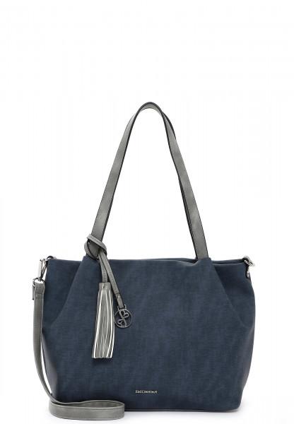 EMILY & NOAH Shopper Elke klein Blau 62791500 blue 500