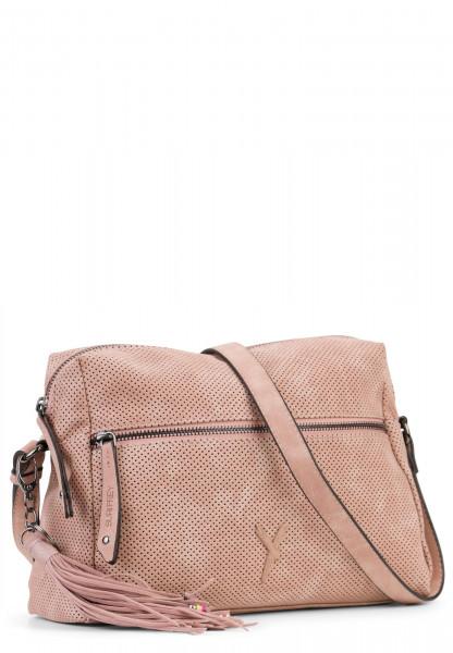 SURI FREY Handtasche mit Reißverschluss Romy mittel Pink 11583640 powder 640