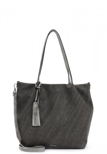 EMILY & NOAH Shopper Elke groß Grau 62792800 grey 800