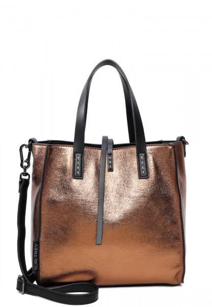 SURI FREY Shopper SURI Black Label Wendy mittel Bronze 16070220 bronze 220