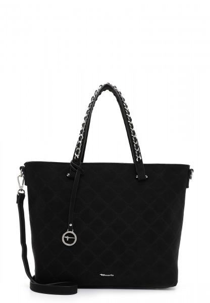 Tamaris Shopper Anastasia Soft mittel Schwarz 31265100 black 100