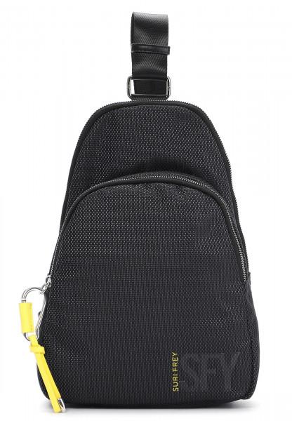 SURI FREY Bodybag SURI Sports Marry  Schwarz 18020100 black 100