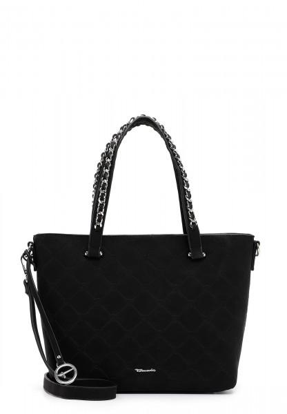 Tamaris Shopper Anastasia Soft klein Schwarz 31264100 black 100