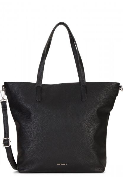 EMILY & NOAH Shopper Laeticia groß Schwarz 62122100 black 100