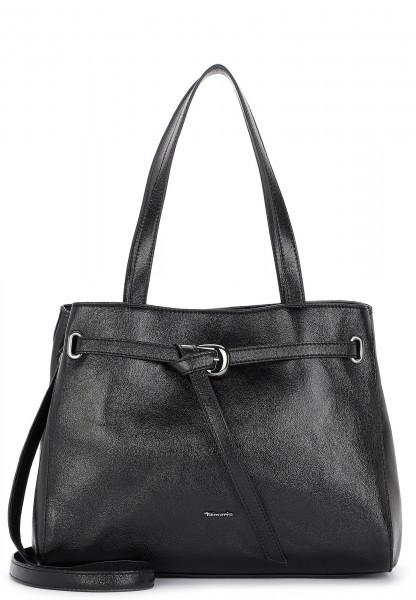 Tamaris Shopper Belinda groß Schwarz 30632100 black 100