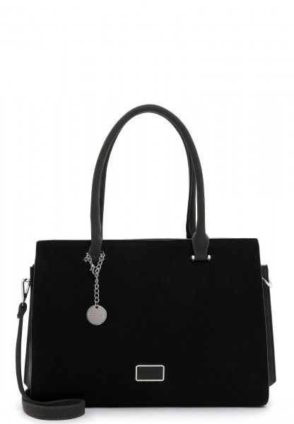 Tamaris Shopper Beatrix groß Schwarz 30604100 black 100